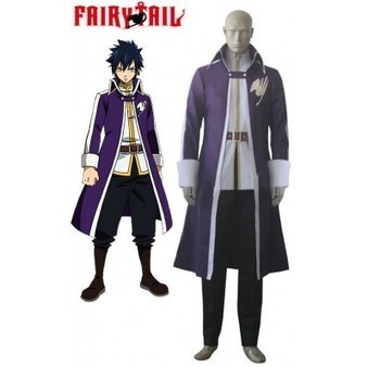 Fairy Tail Gray Fullbuster Cosplay Costume | cosplay costumes | Scoop.it