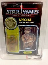 Kenner Vintage 1985 Star Wars POTF Ewok MOC | New & Vintage Collectibles | Scoop.it