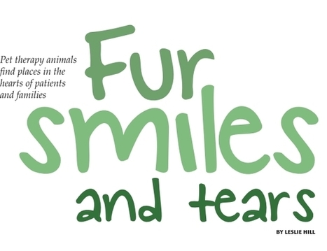 Fur, smiles and tears   House Organ   Vanderbilt University Medical Center   Animal-Assisted Therapy - Aspect2   Scoop.it