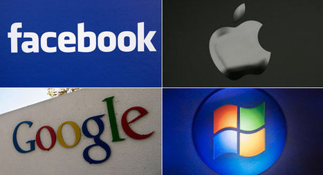 Tech giants unite in push to make feds rein in NSA eavesdropping | Business News & Finance | Scoop.it