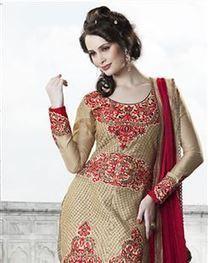 Salwar Kameez Manufacturers India, Designer Suits Suppliers Surat, Buy Salwars in Bulk/Wholesale | Buy Designer Anarkali Suits Online | Scoop.it
