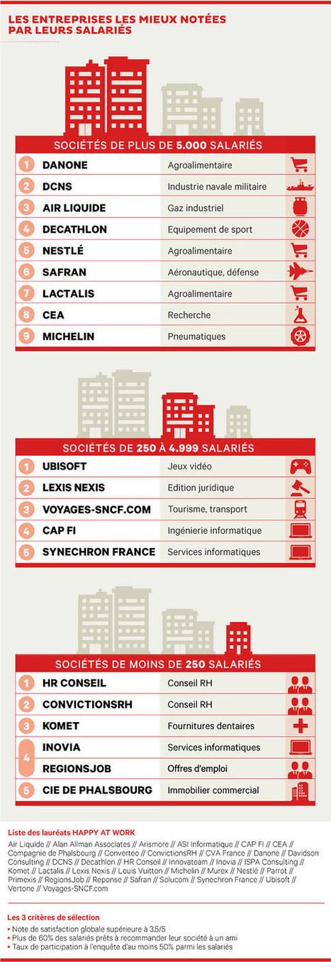 Ces entreprises qui se dirigent vers le concept d'entreprise libérée | Management : pour valoriser le capital immatériel de l'entreprise | Centre des Jeunes Dirigeants Belgique | Scoop.it