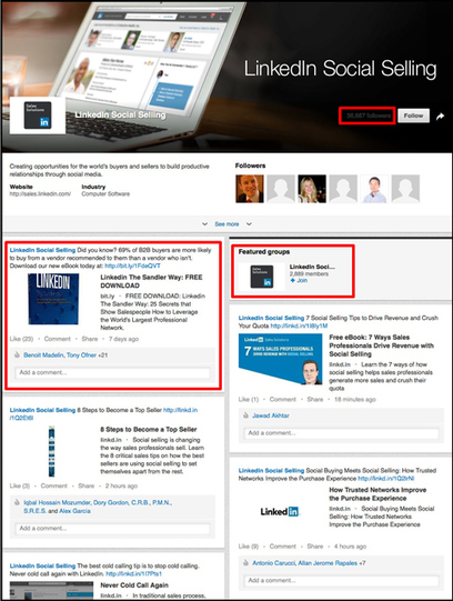 How to Use LinkedIn Showcase Pages for Business | Top LinkedIn Tips | Scoop.it