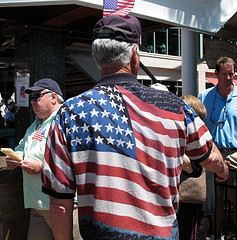 Tea Party Member Visits London To Support US Olympic Team, Upset By Number Of Foreigners At Games   Daily Crew   Scoop.it