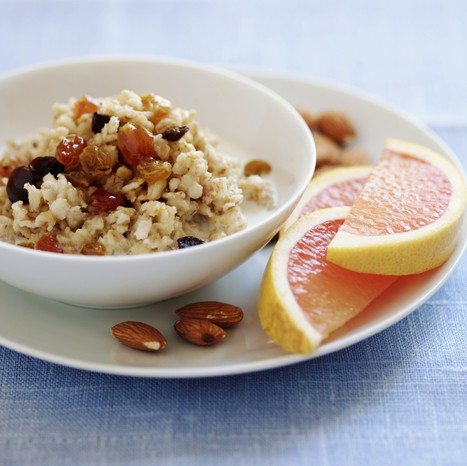 High Cholesterol? Here Are 5 Healthy Foods To Beat It Back   Food and Drinks   Scoop.it