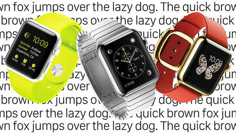 Apple Releases Its Most Important Typeface In 20 Years   Creative Feeds   Scoop.it