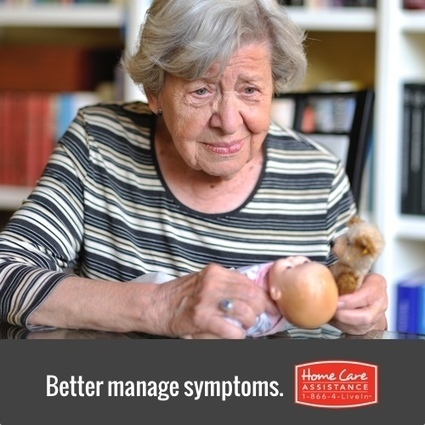 What is Baby Doll Therapy for Senior Alzheimer's Patients? | Home Care Assistance of Grand Rapids | Scoop.it