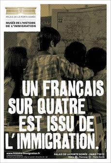 Nouvelle campagne de communication | Musée de l'histoire de l'immigration | Chroniques d'antan et d'ailleurs | Scoop.it