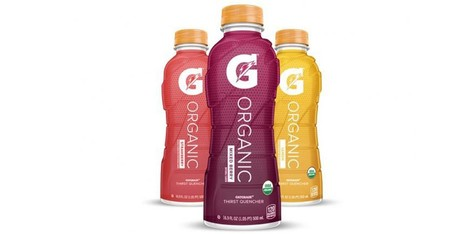 But, organic Gatorade falls short when it comes to ... | Dangers of sugar consumption | Scoop.it