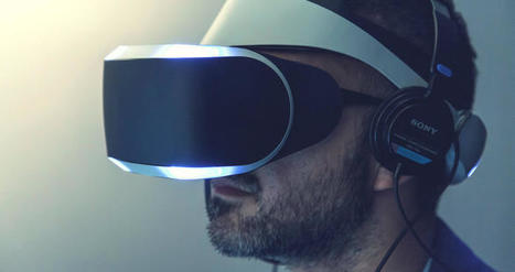Manufacturers are starting to get interested in Virtual Reality in the field of medicine | GAMIFICATION & SERIOUS GAMES IN HEALTH by PHARMAGEEK | Scoop.it
