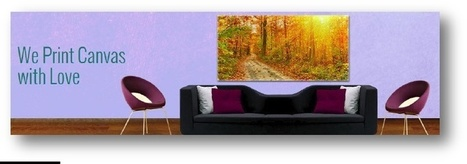 How to Print Photos on Canvas | Creative Ways To Print Photos On Canvas | Scoop.it