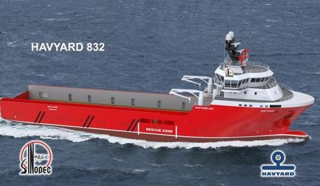 Sinopec Selects Havyard Design PSV (China)| Offshore Energy Today | OSV | Scoop.it