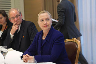 Why Iran might be worried by Hillary Clinton's meeting with Syria exiles | Coveting Freedom | Scoop.it