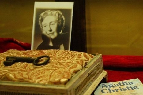 Agatha Christie: 10 lost plays discovered in archives by theatre producer Julius Green | Rhit Genealogie | Scoop.it