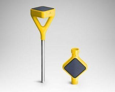 L'iPhone devient un pro du jardin avec un accessoire solaire connecté - iPhone 5s, 5c, iPad, iPod touch : le blog iPhon.fr | Innovations objets connectés | Scoop.it
