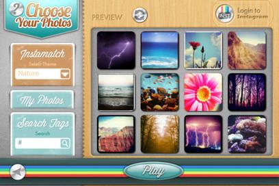 Instamatch – iPad app review | PadGadget | APPY HOUR | Scoop.it
