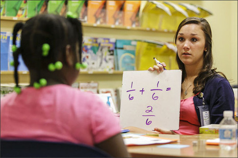 Federal Research Suggests New Approach to Teaching Fractions | Math | Scoop.it