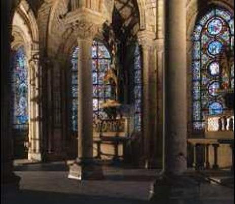 Conte et ateliers à la basilique   Saint-Denis remonte sa flèche   Scoop.it