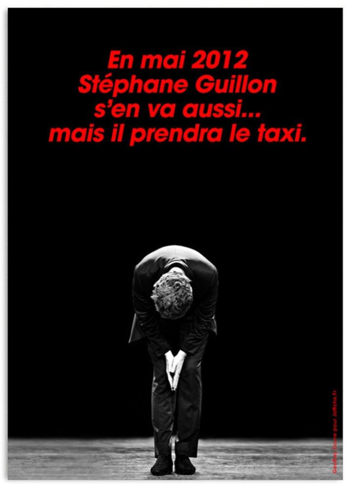Stéphane Guillon voit son affiche censurée par la RATP | Baie d'humour | Scoop.it