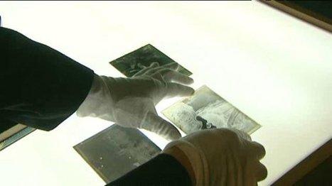 Caen avant les bombardements : 300 plaques de verre des années 1900 retrouvées dans un grenier - F3 Basse-Normandie | Nos Racines | Scoop.it