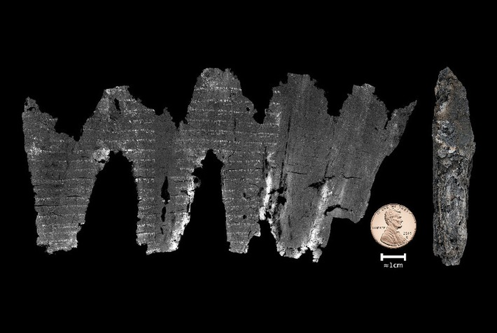 Digitally unwrapped scroll reveals earliest Old Testament scripture | Art Daily | Kiosque du monde : Asie | Scoop.it