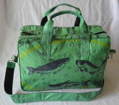 Eco Friendly Laptop Bag, ethically handcrafted | RECYCLED ART, PRODUCTS AND THINGS | Scoop.it