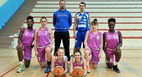 Basket: la marche était encore trop haute pour Sophie-Berthelot   Actualités du lycée Sophie Berthelot - Calais   Scoop.it
