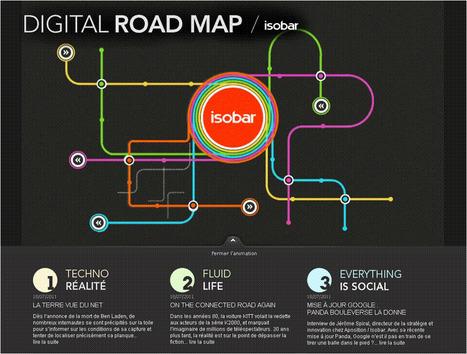Digital Road Map | Isobar | Demain la veille | Scoop.it