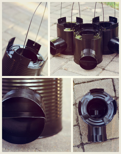 ROCKET STOVE: Build one with a #10 Can and Some Scraps! | Bushcraft Tactical Survival | Scoop.it