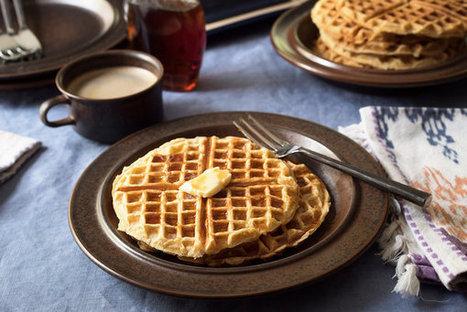 Easy Weekend Waffles Recipe | recipes | Scoop.it