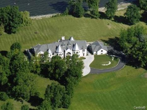 200 Ch. de Senneville, Senneville, QC | Luxury Real Estate Canada | Scoop.it