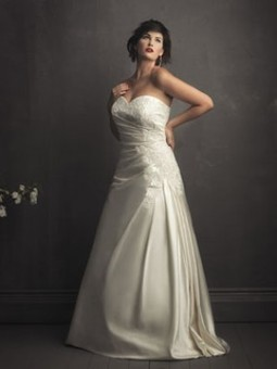 Allure Women W255 Wedding Dress | Bridal Fashions | Scoop.it