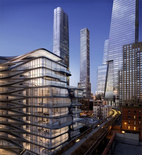 Instrumental City: The View from New York's Hudson Yards, circa 2019 | Futurewaves | Scoop.it