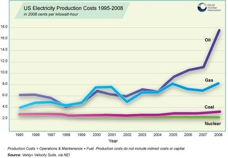 Nuclear Power Economics   Nuclear Energy Costs   Nuclear energy use   Scoop.it