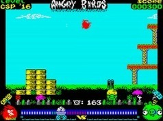 Indie Retro News: Angry Birds (Opposition) - Angry Birds as a shooter on the ZX Spectrum? Yes really! | Pacman Syndrome | Scoop.it