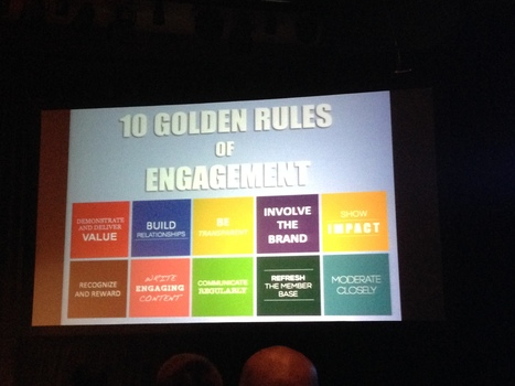 we made a ruckus | 10 golden rules of engagement | Content & Digital Marketing | Scoop.it