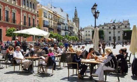 Sevilla logra los mejores datos turísticos de su historia | Sevilla Capital Económica | Scoop.it