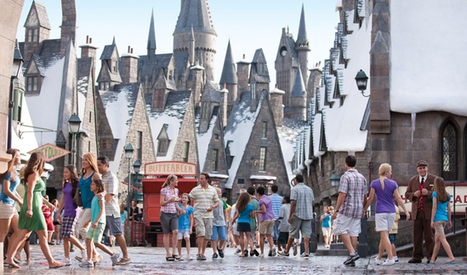 5 Steps to a Great Day Out at Universal's Islands of Adventure | Blogging | Scoop.it