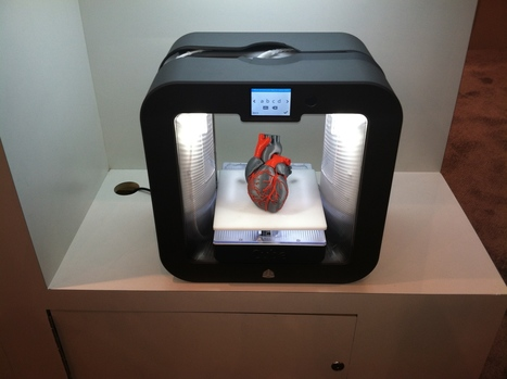 Goodbye Cube 3D Printer | Research_topic | Scoop.it