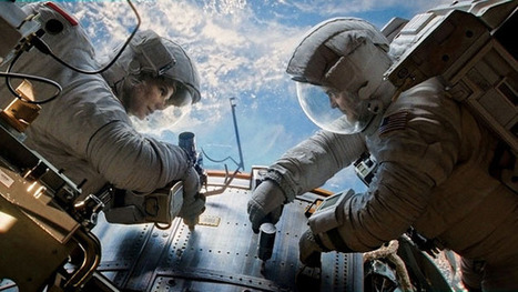 Gravity - South Florida Movie Reviews by I Rate Films | Film reviews | Scoop.it