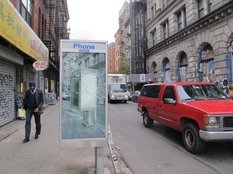 Phonebooth Hacking on the Bowery | Bowery Boogie | New York I Love You™ | Scoop.it