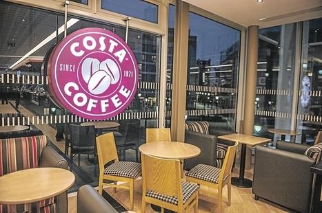 Les chaînes de café enébullition | finger food | Scoop.it