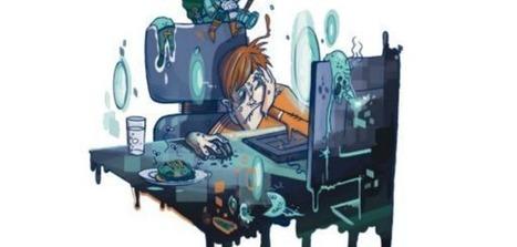 Investigación sobre Conductas Adictivas a Internet entre los adolescentes europeos | Blog de CNIIE | Biblioteca Virtual | Scoop.it