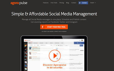 7 Tools That Make Facebook Marketing Easy | Take Your Social Media to the Next Level | Scoop.it