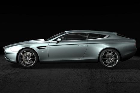 Zagato reveals custom Aston Martin Virage Shooting Brake | DCBs Scoop.It | Scoop.it