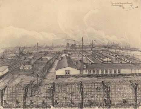 Internment Camp for Nazi Collaborators 'De Vergulde Hand'   Holocaust Holland   Scoop.it