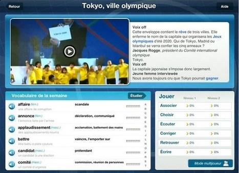 Apprendre le français avec 7 jours sur la planète   Ortho & Co.   FLE aux Iles Canaries   Scoop.it