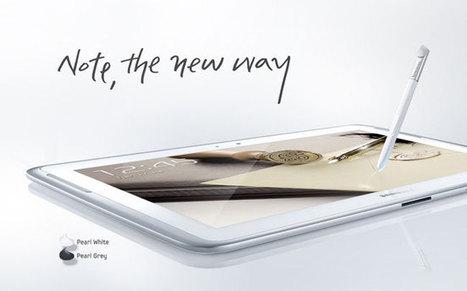[News] Samsung : des tablettes 12 pouces et plus pour relancer le marché | allforphone | Scoop.it