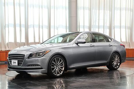 2015 Hyundai Genesis priced from $38000* - Autoblog (blog) | HUB Hyundai Houston | Scoop.it