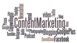 10 types de contenus pour obtenir du trafic gratuit - #Arobasenet | SEO | Scoop.it